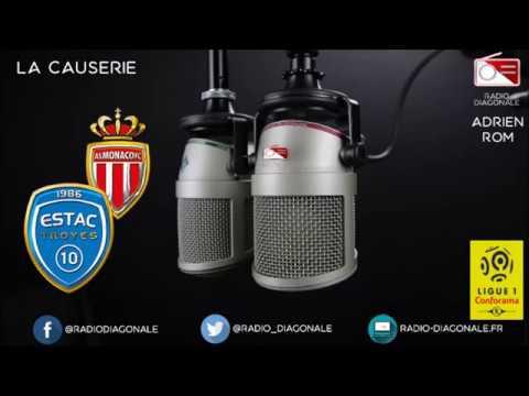 La Causerie - Ligue 1 - J38 Troyes/Monaco