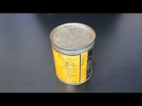 Signal Balloon in a Can