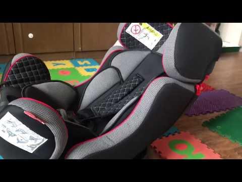 Автокресло BabyCare Nika / Игровой коврик с дорогами