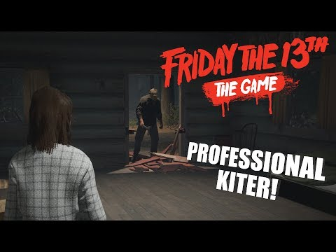 Friday The 13th: The Game Counselor GAMEPLAY | PROFESSIONAL KITER
