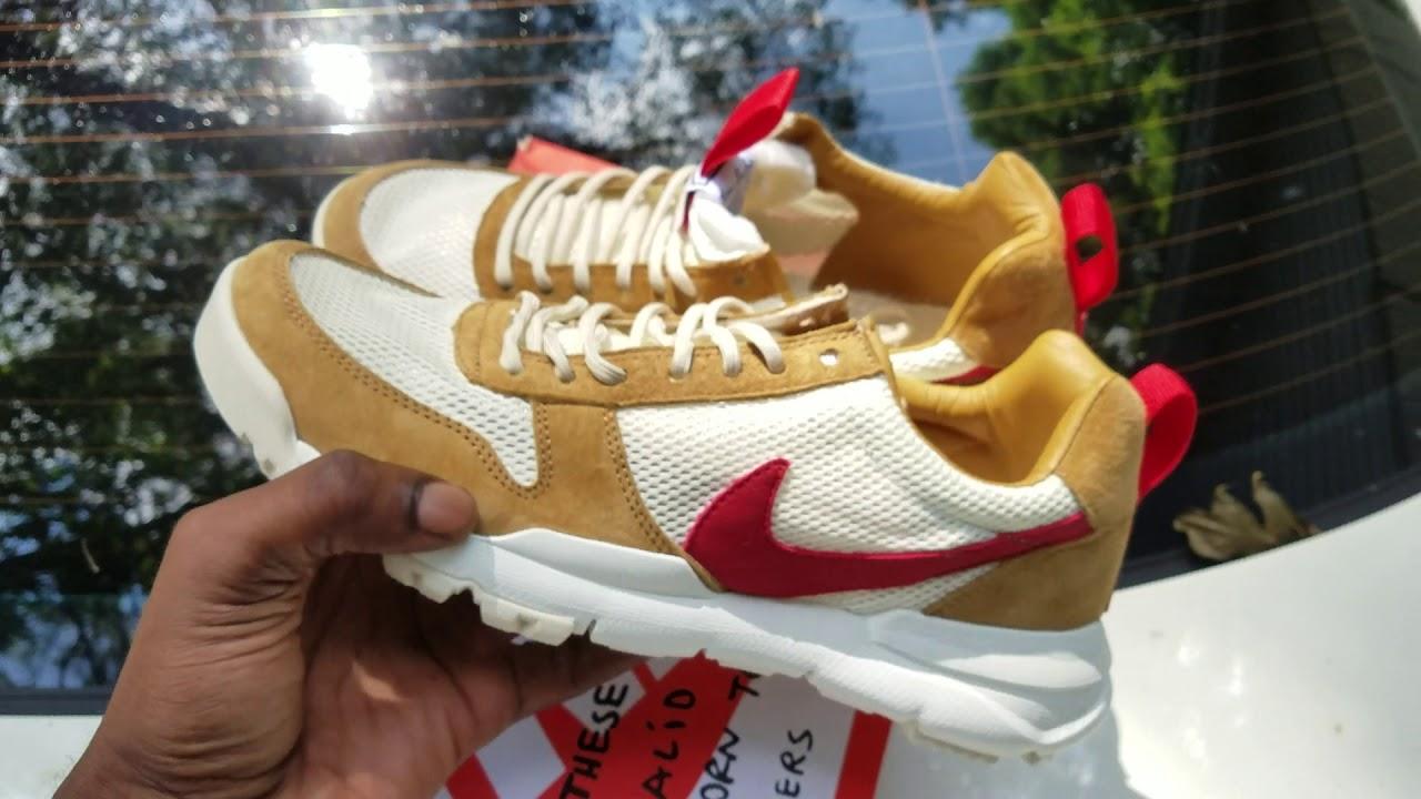 NikeCraft x Tom Sachs Mars Yard Replica Shoe Review