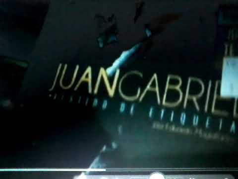 Unboxing Juan Gabriel Vestido De Etiqueta Youtube
