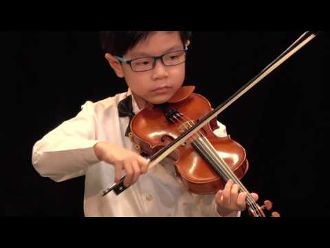 Rieding violin concerto in B minor op.35, 3rd movement