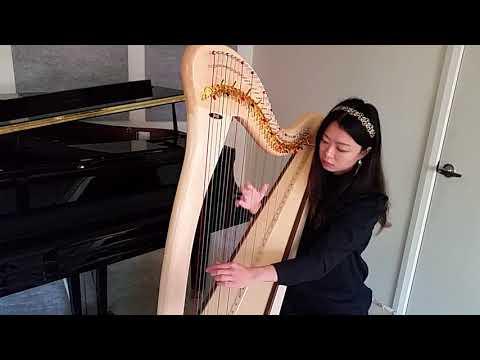 Waltzing Matilda - Harp