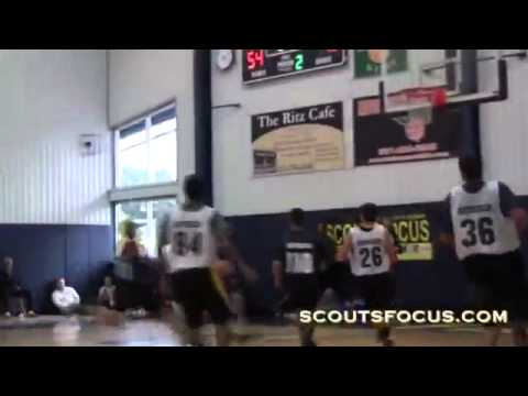 #84 Brandon Collins, 2015 Walter Panas High School NY.mp4