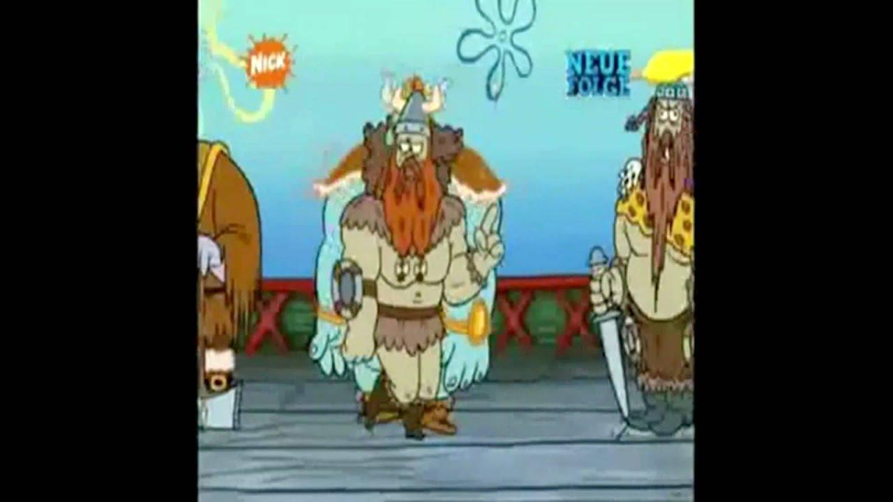 Spongebob Schwammkopf Die Wikinger Youtube