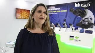 Bunzl Saúde expõe sua linha de microscopia durante o 53º Congresso Brasileiro de Patologia Clínica