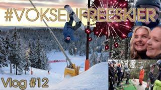 #Voksenfreeskier - Rasmus DJ Vlog #12