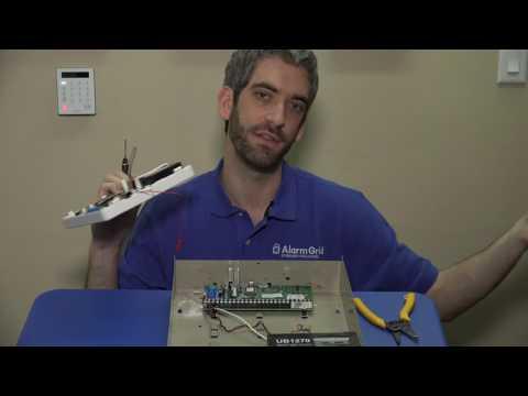 Honeywell iGSMV4G, GSMV4G, 7847i Wiring Instructional
