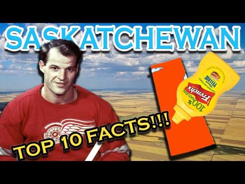Canada Top 10: Saskatchewan