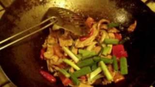 Spicy Thai Chili Chicken Easy Recipe.mp4