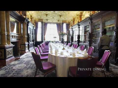Crewe Hall - take a quick look at our conference & events facilities