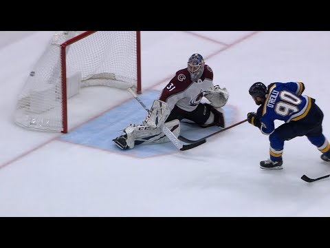 Ryan O'Reilly nets SHG on break for overtime winner