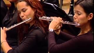 Brahms Tragic Overture Teresa Carreño Youth Orchestra Rebecca Miller, conductor