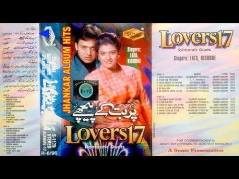 Lovers 17 Sonic Jhankar 70's Songs Lata,Kishore Kumar