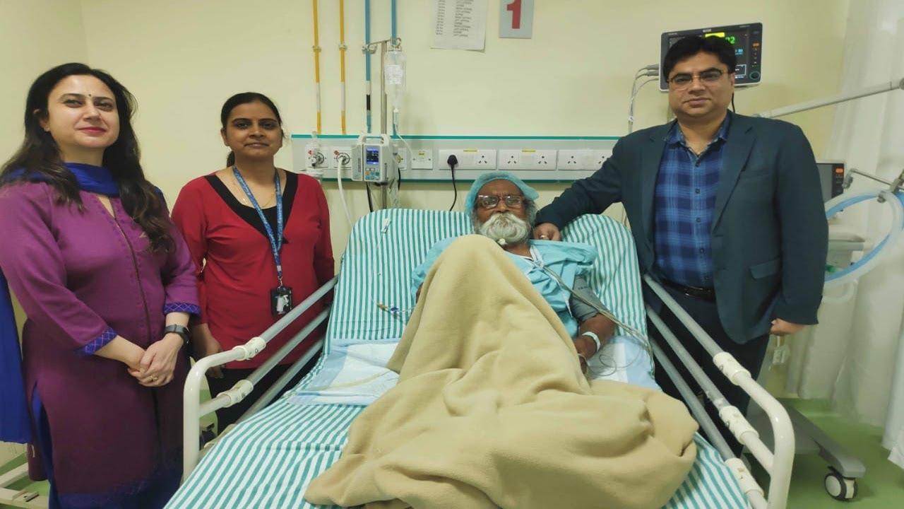 Orthopedic Surgery Successfully Conducted On 119 Year Old Patient At SMVD Narayana Hospital #Orthopedicsurgery