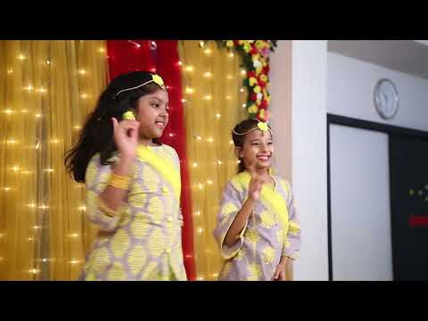 07 - Luv Letter - Adhora & Isha Bangladeshi Wedding Dance Performance