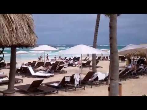 Hard Rock Hotel and Casino in Punta Cana, Dominican Republic