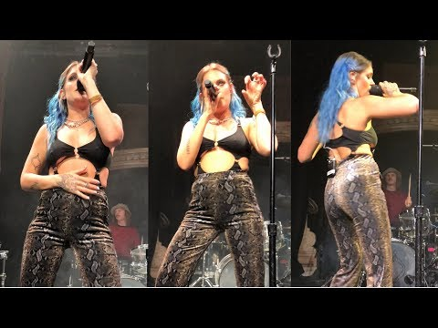 Tove Lo - Talking Body (Live) At The Box NYC On 18Jul19 [4K]