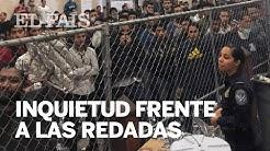 Las redadas siembran la inquietud entre los inmigrantes de Estados Unidos