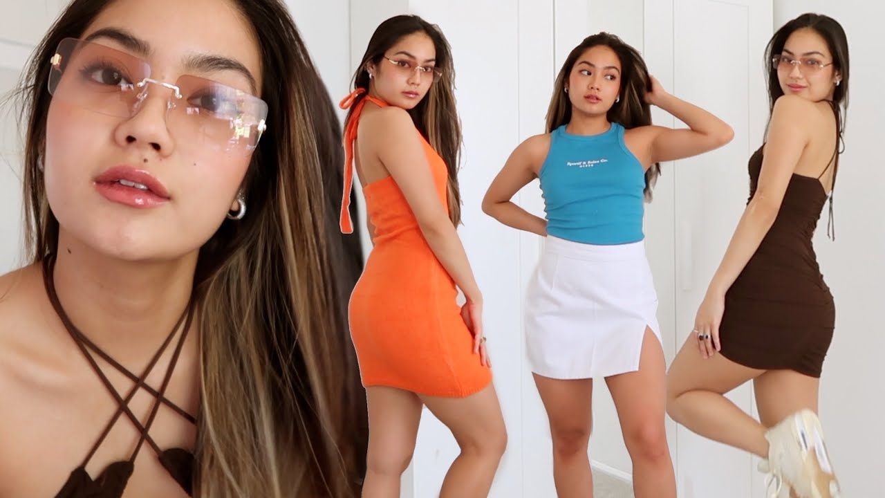 HOT GIRL SUMMER TRY-ON HAUL ft. princess polly 😜🔥