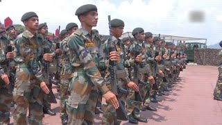 Watch: Brothers of slain rifleman Aurangzeb join Indian Army