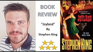 Joyland by Stephen King - Book Review