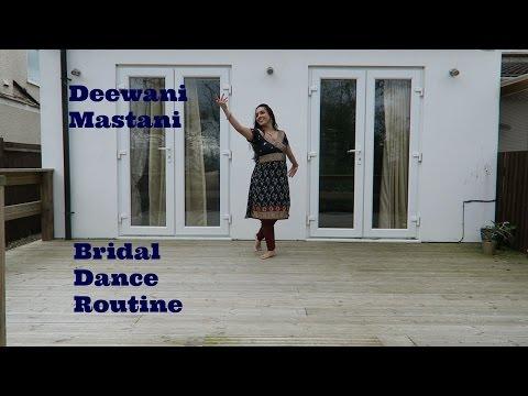 Deewani Mastani |Easy steps| Bridal Dance...