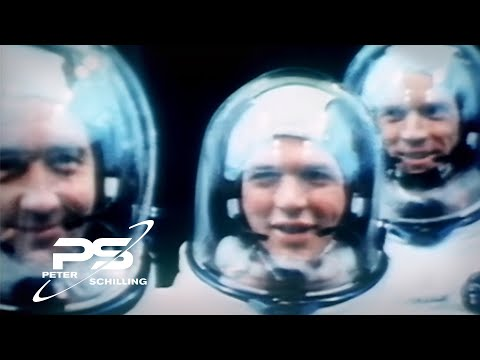 Peter Schilling - Major Tom (Coming Home) (Official Video)