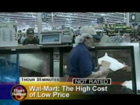 wal mart the high cost of low prices
