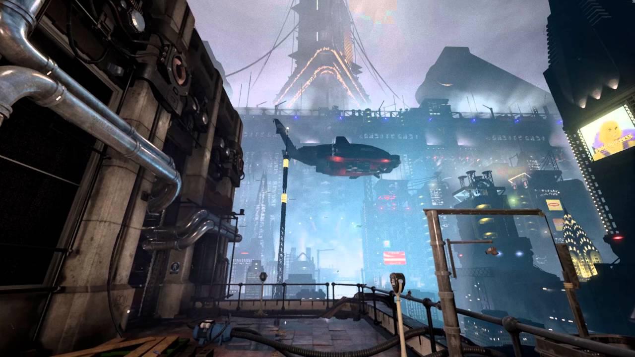 NeoCity - Unreal Engine 4