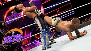 Noam Dar vs. Lio Rush: WWE 205 Live, Sept. 26, 2018