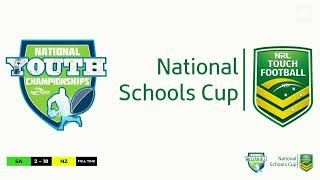 2019 National Youth Championships and National Schools Cup - Day 2 - Session 2