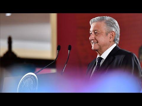 Conferencia de prensa en vivo. Jueves 20 de junio 2019 | Presidente AMLO