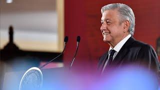 Aprobación del T-MEC en el Senado. Conferencia presidente AMLO