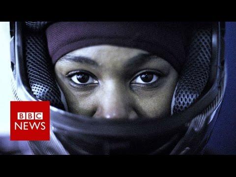 Nigerian bobsleigh team racing towards history - BBC News