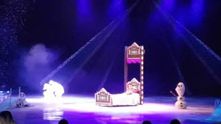 Disney On Ice Frozen 1/6(Madrid 1/3/17)