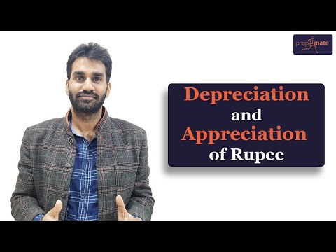 Lecture 10- Depreciation And Appreciation Of Rupee