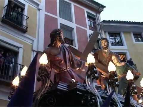 Jueves Santo En Cuenca.La Caida