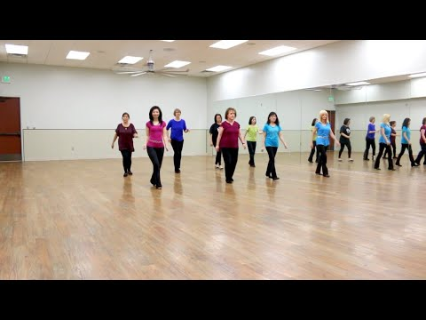 Back To The Start - Line Dance (Dance & Teach in English & 中文)