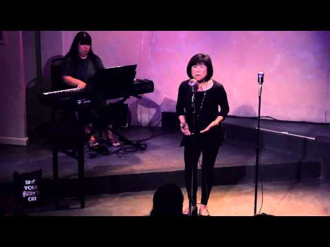"Masako Nakane Sings ""More Than Just Sundays"" at The Ghost Light Vocal Jam"