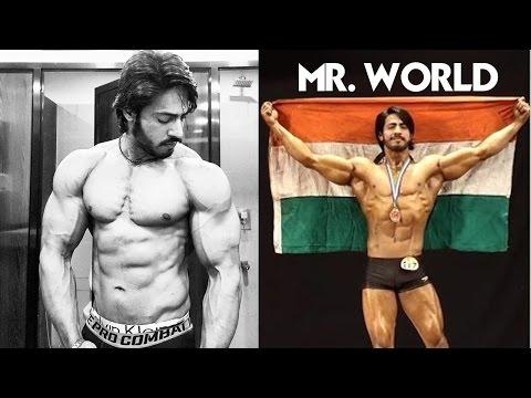 Making India Proud | Meet Mr. World: Anoop Singh