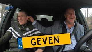 Hubert Geven - Bij Andy in de auto!