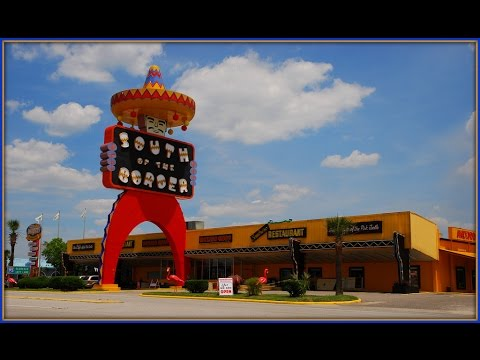 SOUTH OF THE BORDER! Awesome I95 Roadside Attraction!
