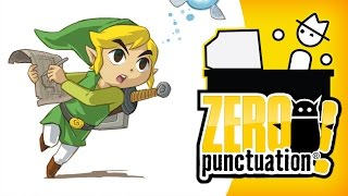ZELDA PHANTOM HOURGLASS (Zero Punctuation)