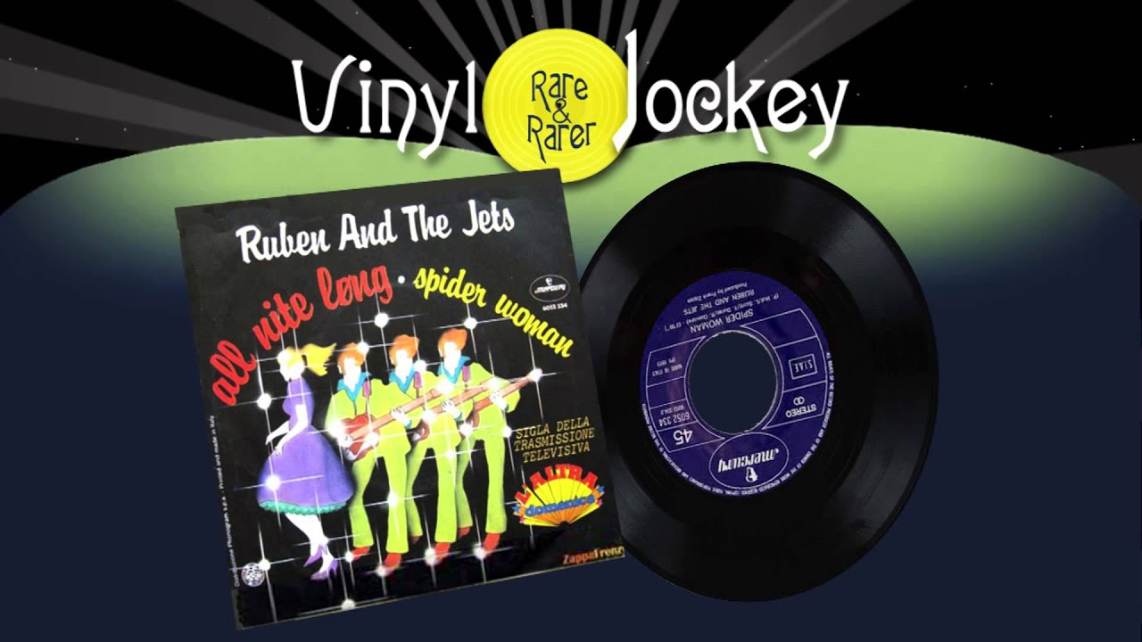 Spider Woman Ruben And The Jets Zappa Top Rare Vinyl