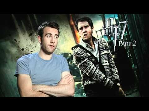 Harry Potter Interview with Tom Felton and Matthew Lewis!!