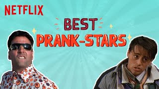 The Funniest Pranks Ever | Phir Hera Pheri, Friends, Welcome, Stranger Things & More | Netflix India