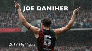 Joe Daniher Highlights of 2017
