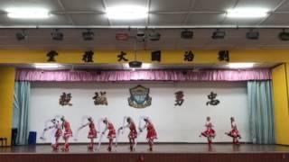 加影育華小學舞蹈:羅塞爾桑